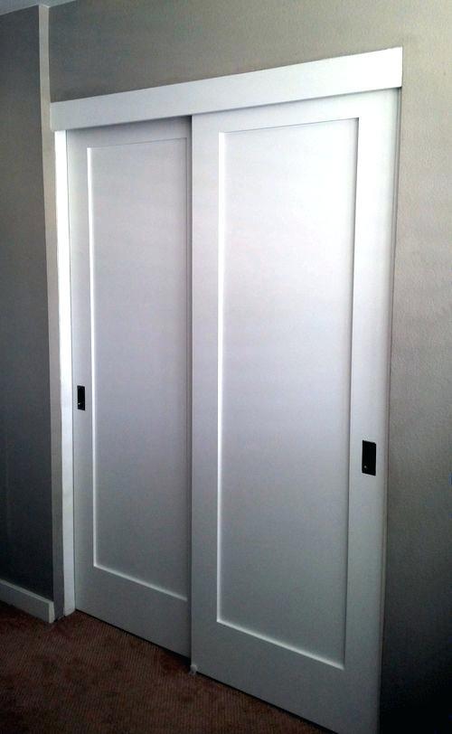 Sliding Closets Bypass Amp Bi Fold Door Systems I Custom Fit