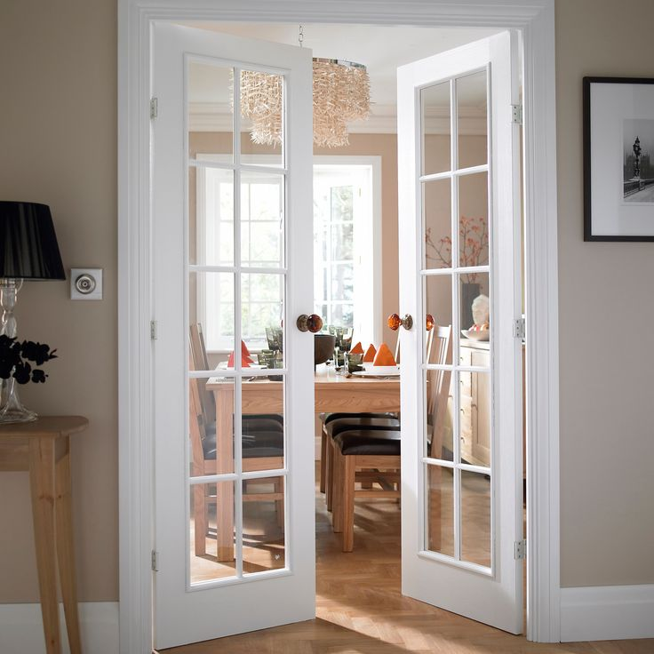 Our French Decorative Glass Door Collections I Custom Fit Solutions