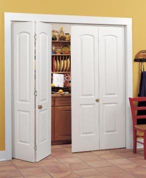 sliding closets bypass bi fold door systems i custom fit solutions. Black Bedroom Furniture Sets. Home Design Ideas